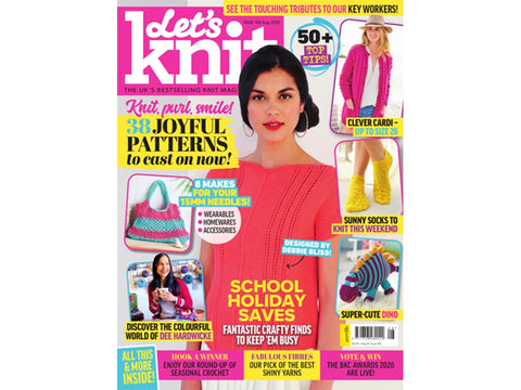 Let's Knit Magazine - Issue 160