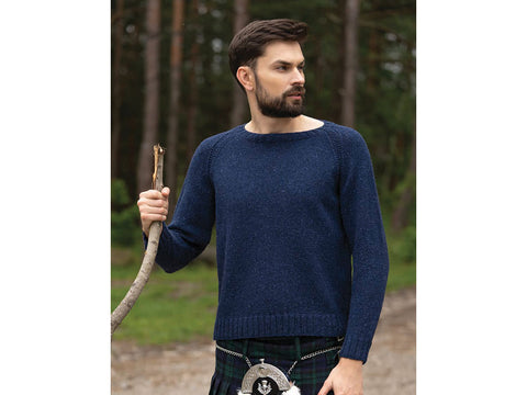 Harris Sweater in Jody Long ALBA (16182)