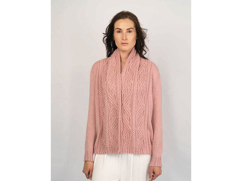 Lucia Cardigan in Jody Long Ciao (16538)
