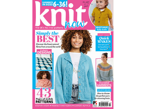 Knit Now Magazine - Issue 114