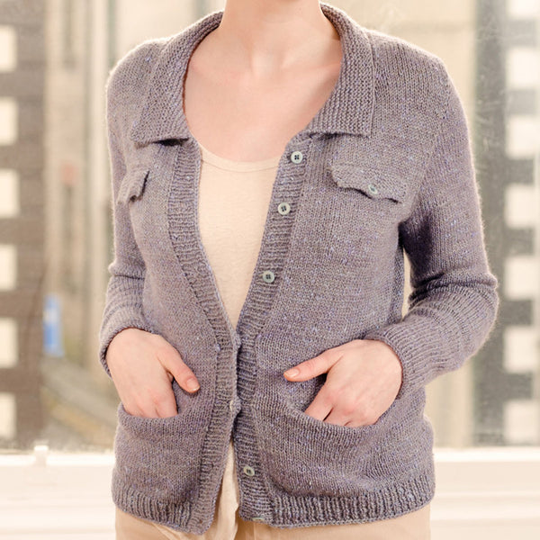 Kaizen Cardigan by Renee Callahan - Digital Version-Deramores