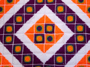 Kaleidoscope Blanket Crochet Kit and Pattern in Stylecraft Yarn