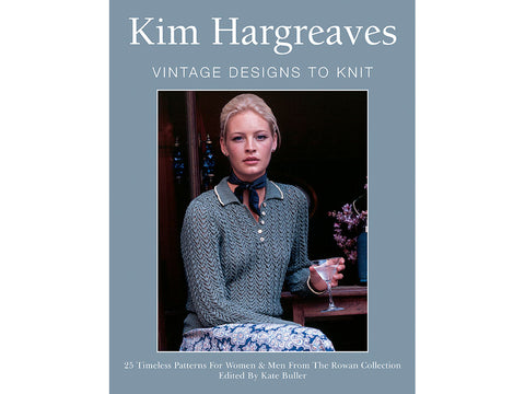 Vintage Designs to Knit by Kim Hargreaves