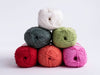 King Cole Bamboo Cotton 4 Ply - Tutti Frutti Sundae Colour Pack