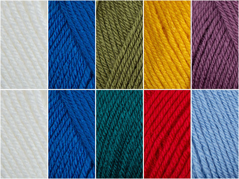 Deramores Studio DK Large Multi Colour Pack