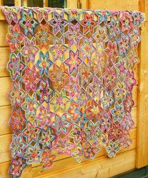 Lily Blanket Pattern by Amanda Perkins - Digital Version