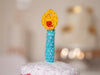 Happy Birthday Cake Crochet Kit and Pattern in Deramores Yarn