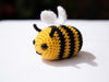 Bertie The Bee Magnet Crochet Kit and Pattern in Deramores Yarn