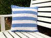 Pin Stripes Cushion Crochet Kit and Pattern in Deramores Yarn