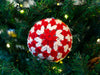 Christmas Baubles Crochet Kit and Pattern in Deramores Yarn