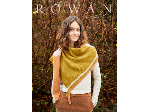 Knitting and Crochet Magazine 68 by Rowan
