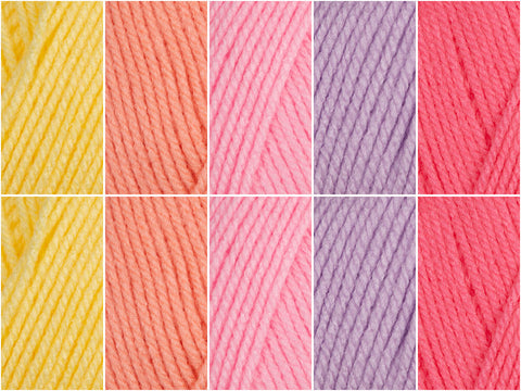 Malibu Sunset Colour Pack in Deramores Studio Baby DK