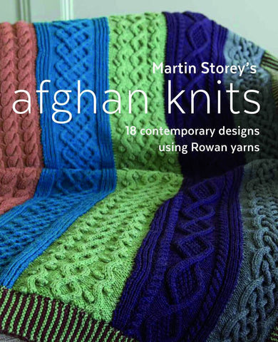 Afghan Knits by Martin Storey