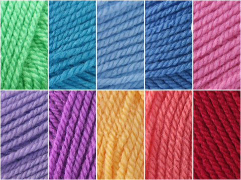 Stylecraft Special DK Medium Colour Pack