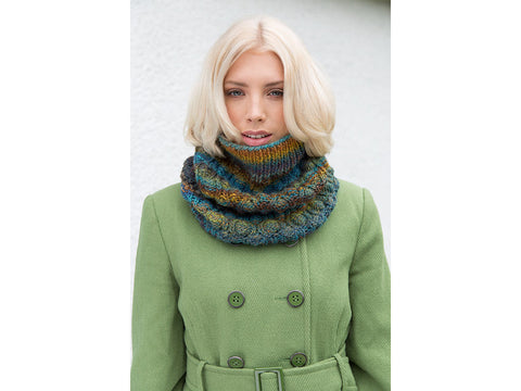 Cowl in Rico Design Creative Melange Chunky