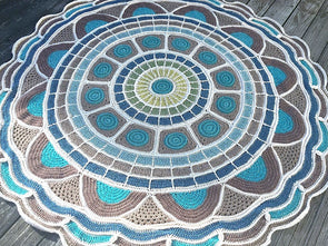 Midday Mandala - By Julie Yeager