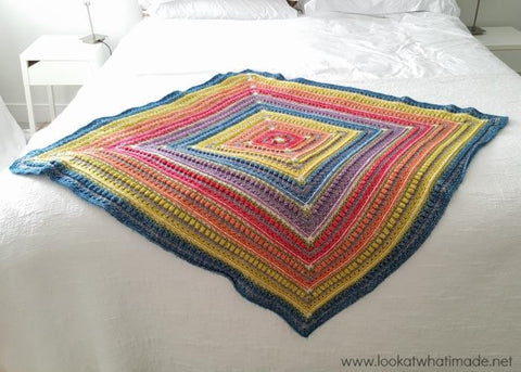 Namaqualand Blanket Pack - Scheepjes Stone Washed - Yarn Pack