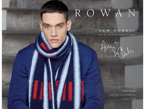 Rowan A & C New Nordic Mens