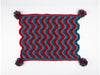 Baby Girl Waves Blanket by Nicola Valiji in Deramores Studio Chunky (TV Bundle)