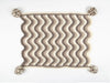 Unisex Waves Baby Blanket by Nicola Valiji in Deramores Studio Chunky (TV Bundle)