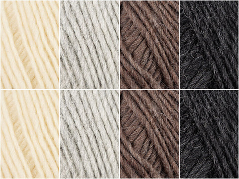 Fairisle Colour Pack in Novita Natura