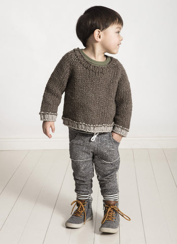 Jack and Jill Jumper in Spud & Chloe Outer-Deramores