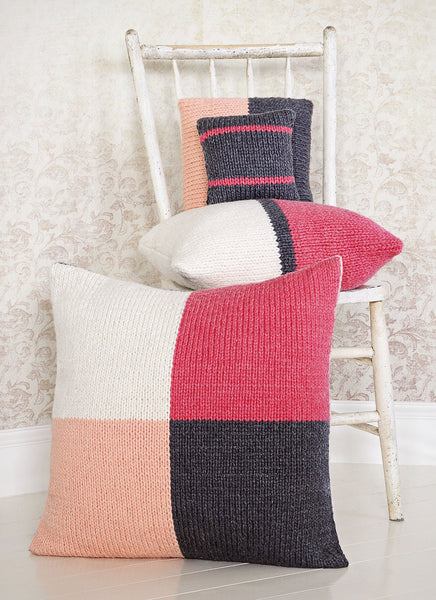 Four Square Pillows in Spud & Chloe Outer-Deramores