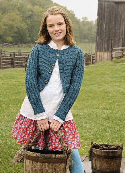 BeTween Cardigan in Spud & Chloe Sweater-Deramores