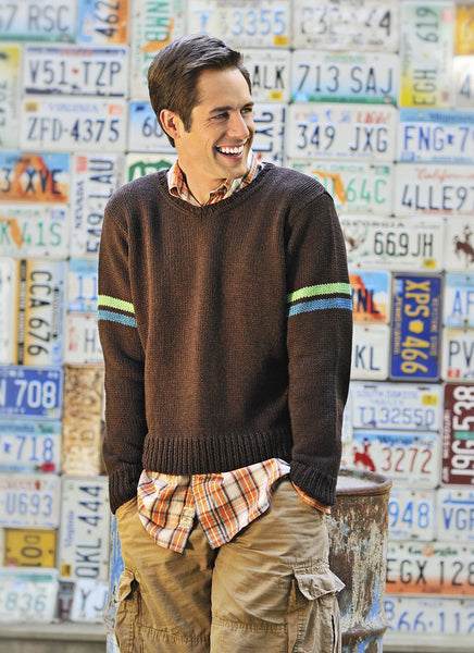 Jersey Pullover in Spud & Chloe Sweater