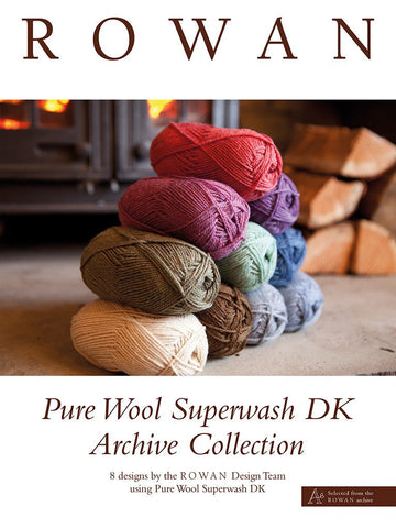 Pure Wool Superwash DK Archive Collection