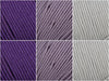Rico Design Essentials Merino DK Parma Violets Colour Pack