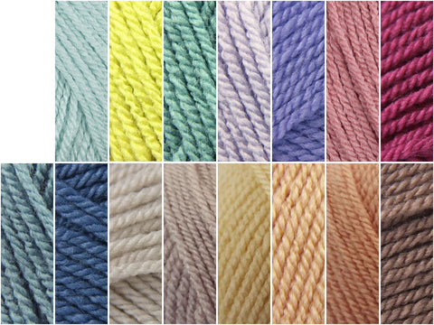Stylecraft Special DK Pastel Colour Pack