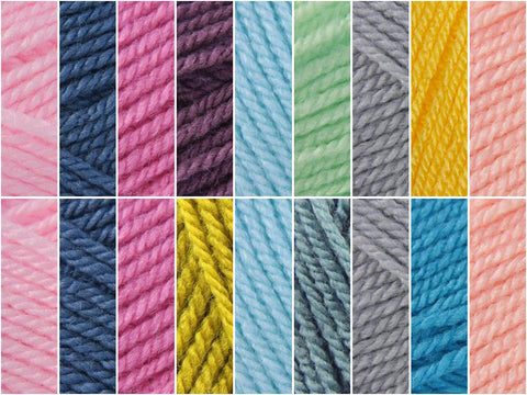 Stylecraft Special DK Patchwork Colour Pack