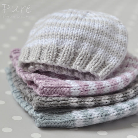 Little One Preemie and Newborn Hat by Linda Whaley - Digital Version