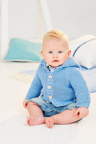 Babies Cardigans in Stylecraft Bambino (9505)