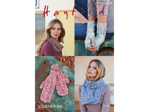 Accessories in Hayfield Journey DK (8188S)