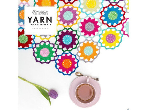 YARN The After Party 11 - Garden Room Tablecloth