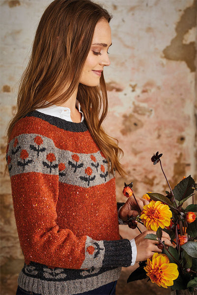 Colourwork Knits By Dee Hardwicke Deramores