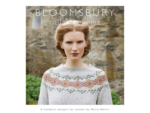 Bloomsbury No.9 By Marie Wallin