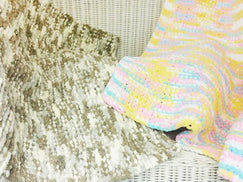 In a Wink Blankets Knitting Baby Kits