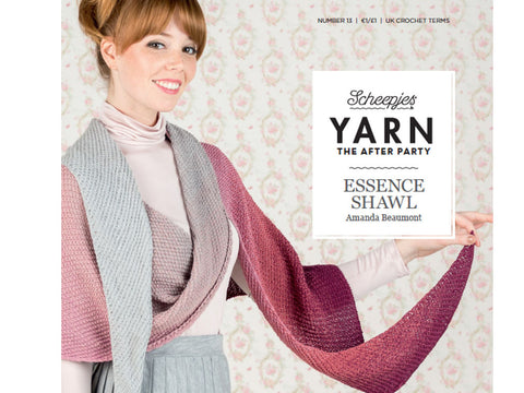 YARN The After Party 13 - Essence Shawl