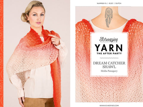 YARN The After Party 15 - Dream Catcher Shawl