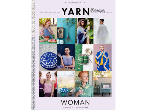 Scheepjes YARN Book-a-zine - Woman