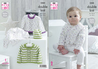 Sweaters & Hat in King Cole Cottonsoft Candy DK & Cottonsoft DK (5205K)