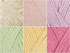 Rico Design Creative Cotton Aran Pastels Colour Pack