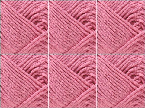Rico Design Creative Cotton Aran Value Pack smokey pink