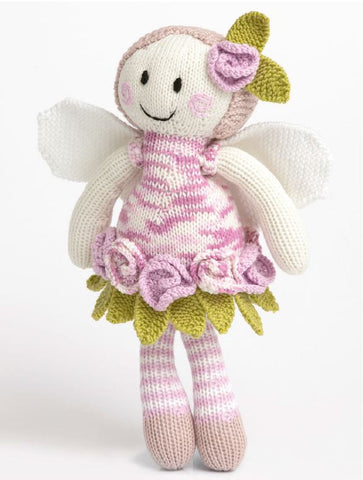 Rose Fairy Doll by Patons