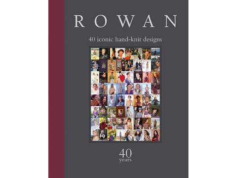 Rowan at 40 Anniversary Book