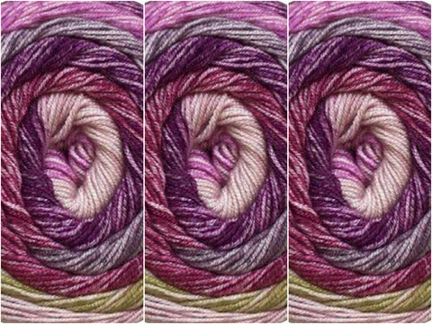 Stylecraft Batik Swirl - 3 Ball Value Pack