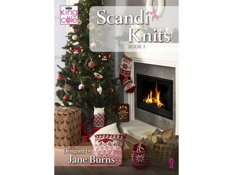 Christmas Scandi Knits Book 1 by King Cole